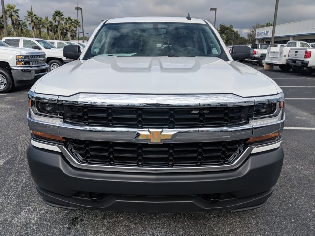 2018 Silverado 1500 Crew Cab 4x4,  Pickup #JG574840 - photo 8