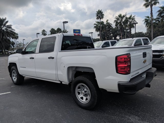 2018 Silverado 1500 Crew Cab 4x2,  Pickup #JG581590 - photo 6
