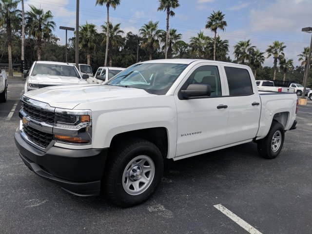 2018 Silverado 1500 Crew Cab 4x2,  Pickup #JG581590 - photo 7