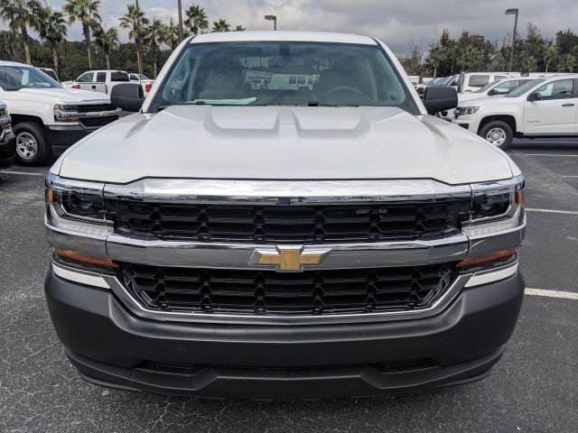 2018 Silverado 1500 Crew Cab 4x2,  Pickup #JG581590 - photo 8