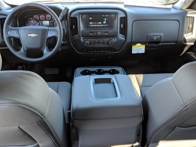 2018 Silverado 1500 Crew Cab 4x2,  Pickup #JG586990 - photo 13