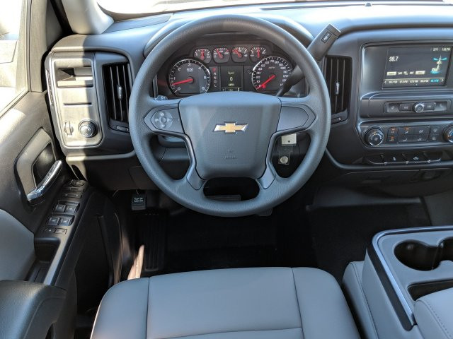 2018 Silverado 1500 Crew Cab 4x2,  Pickup #JG586990 - photo 14