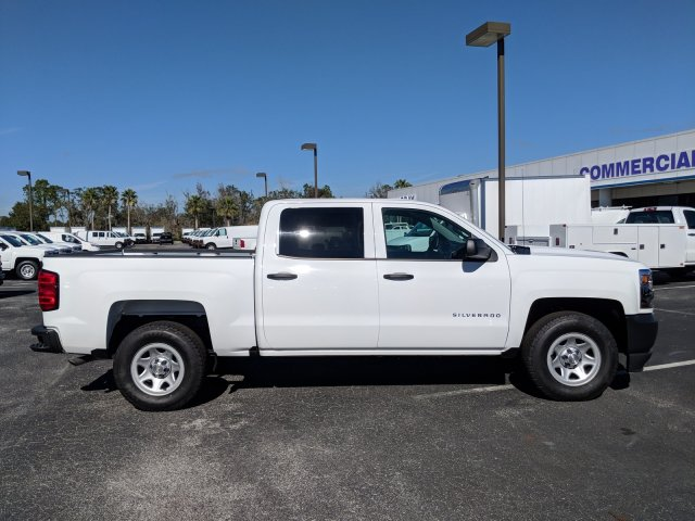 2018 Silverado 1500 Crew Cab 4x2,  Pickup #JG586990 - photo 4