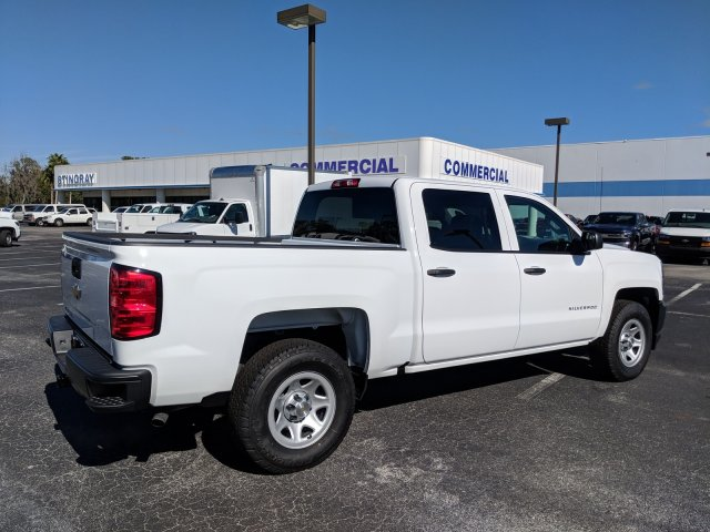 2018 Silverado 1500 Crew Cab 4x2,  Pickup #JG586990 - photo 2