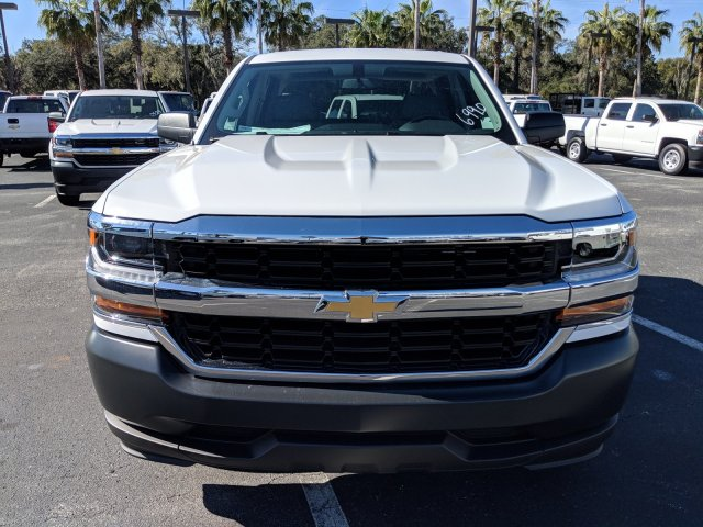 2018 Silverado 1500 Crew Cab 4x2,  Pickup #JG586990 - photo 9