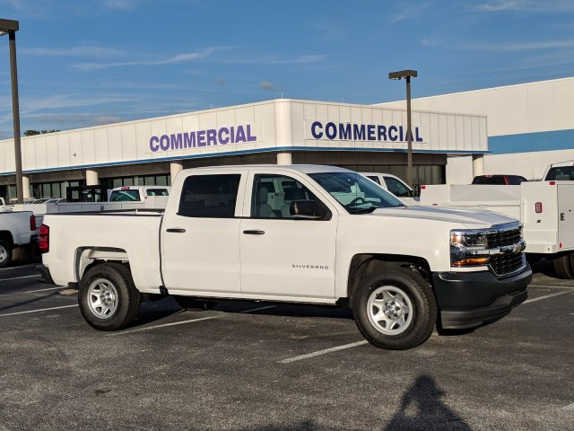 2018 Silverado 1500 Crew Cab 4x2,  Pickup #JG590895 - photo 5