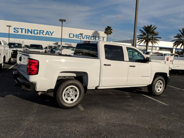 2018 Silverado 1500 Crew Cab 4x2,  Pickup #JG590895 - photo 2