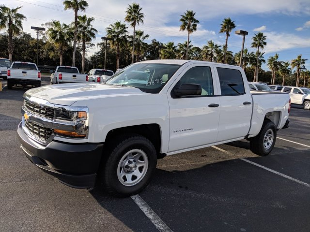 2018 Silverado 1500 Crew Cab 4x2,  Pickup #JG590895 - photo 3