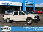 2018 Silverado 1500 Crew Cab 4x2,  Pickup #JG590895 - photo 1