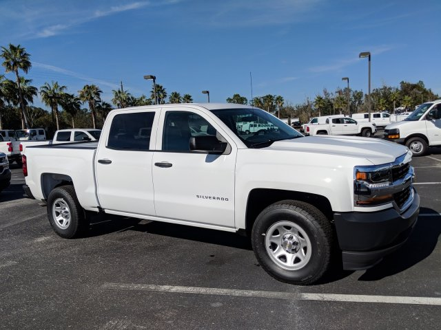2018 Silverado 1500 Crew Cab 4x2,  Pickup #JG591246 - photo 3