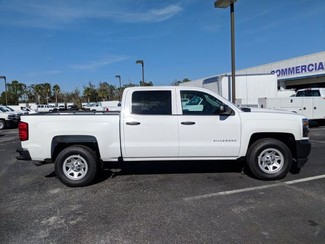 2018 Silverado 1500 Crew Cab 4x2,  Pickup #JG591246 - photo 4