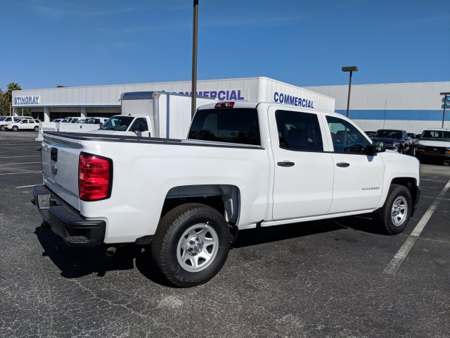 2018 Silverado 1500 Crew Cab 4x2,  Pickup #JG591246 - photo 2
