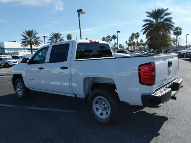 2018 Silverado 1500 Crew Cab 4x2,  Pickup #JG591246 - photo 6