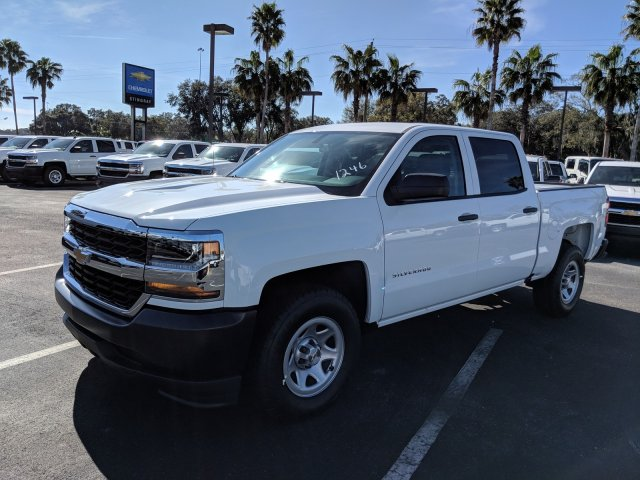 2018 Silverado 1500 Crew Cab 4x2,  Pickup #JG591246 - photo 7