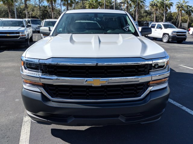 2018 Silverado 1500 Crew Cab 4x2,  Pickup #JG591246 - photo 8