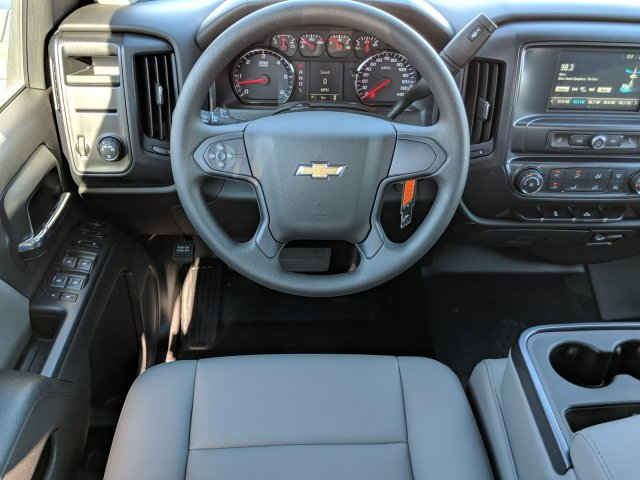 2018 Silverado 1500 Crew Cab 4x2,  Pickup #JG594555 - photo 14