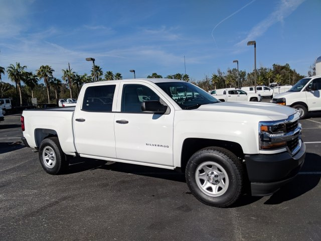 2018 Silverado 1500 Crew Cab 4x2,  Pickup #JG594555 - photo 3