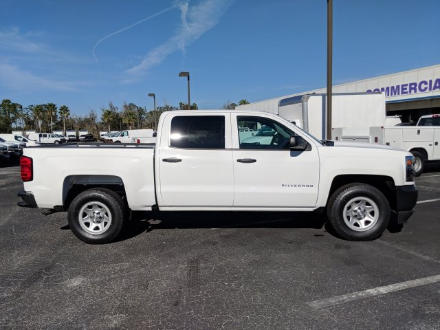 2018 Silverado 1500 Crew Cab 4x2,  Pickup #JG594555 - photo 4