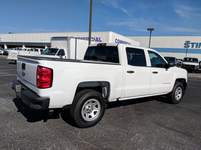 2018 Silverado 1500 Crew Cab 4x2,  Pickup #JG594555 - photo 2