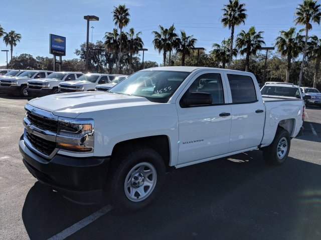 2018 Silverado 1500 Crew Cab 4x2,  Pickup #JG594555 - photo 7