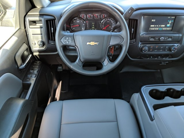 2018 Silverado 1500 Crew Cab 4x2,  Pickup #JG600529 - photo 14