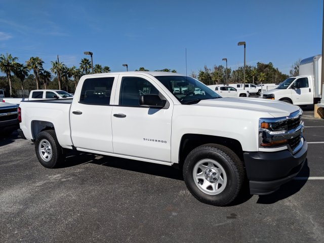 2018 Silverado 1500 Crew Cab 4x2,  Pickup #JG600529 - photo 3