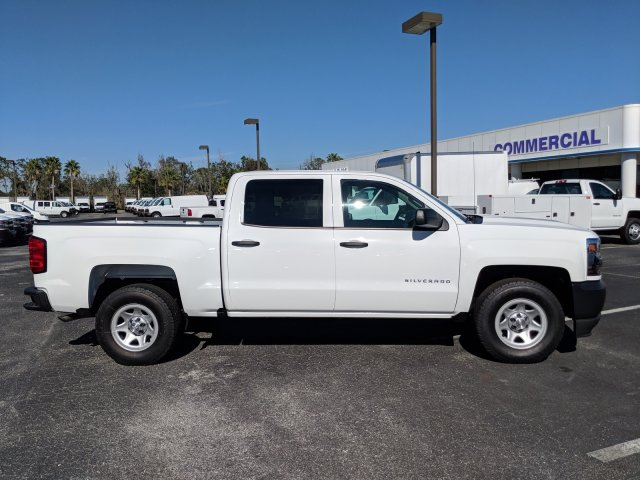 2018 Silverado 1500 Crew Cab 4x2,  Pickup #JG600529 - photo 4