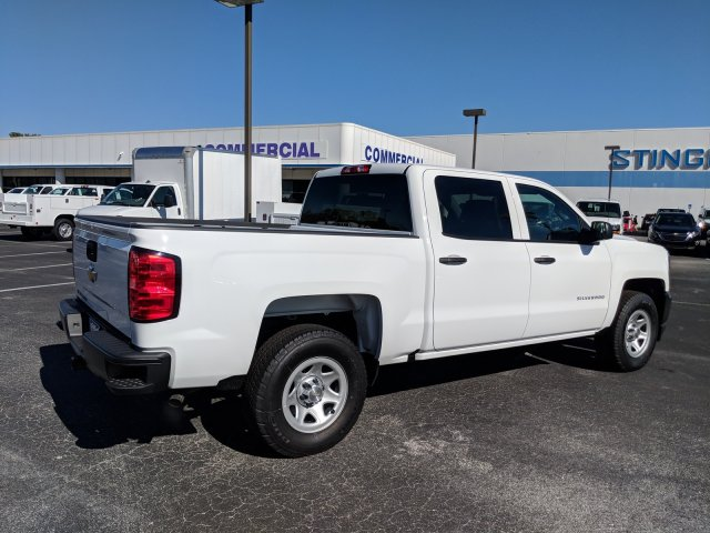 2018 Silverado 1500 Crew Cab 4x2,  Pickup #JG600529 - photo 2