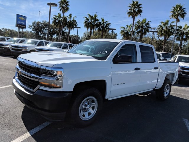2018 Silverado 1500 Crew Cab 4x2,  Pickup #JG600529 - photo 7