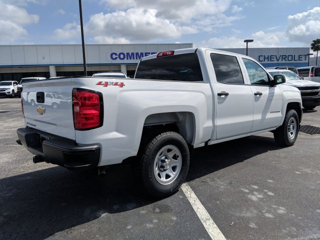 2018 Silverado 1500 Crew Cab 4x4,  Pickup #JG623442 - photo 2