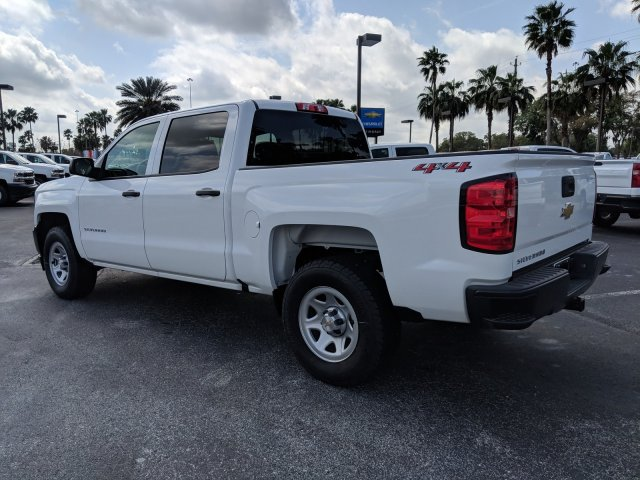 2018 Silverado 1500 Crew Cab 4x4,  Pickup #JG623442 - photo 6