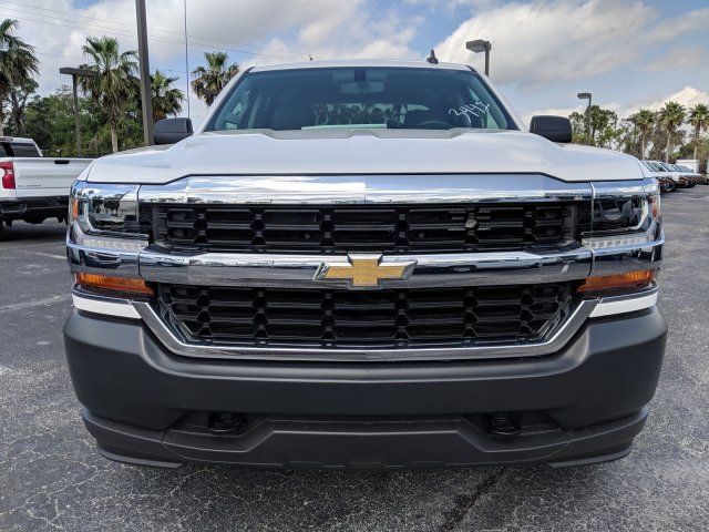 2018 Silverado 1500 Crew Cab 4x4,  Pickup #JG623442 - photo 9
