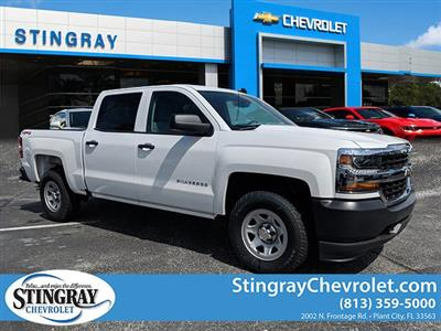 2018 Silverado 1500 Crew Cab 4x4,  Pickup #JG623442 - photo 1