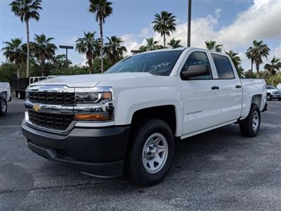 2018 Silverado 1500 Crew Cab 4x4,  Pickup #JG623442 - photo 8