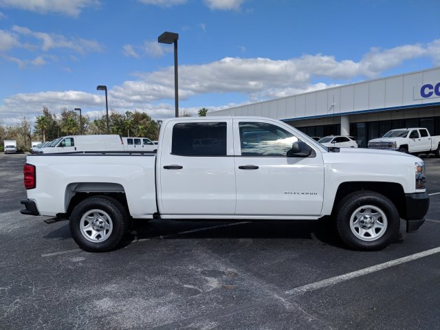 2018 Silverado 1500 Crew Cab 4x2,  Pickup #JG624925 - photo 3