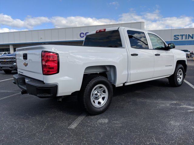 2018 Silverado 1500 Crew Cab 4x2,  Pickup #JG624925 - photo 2
