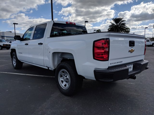 2018 Silverado 1500 Crew Cab 4x2,  Pickup #JG624925 - photo 6