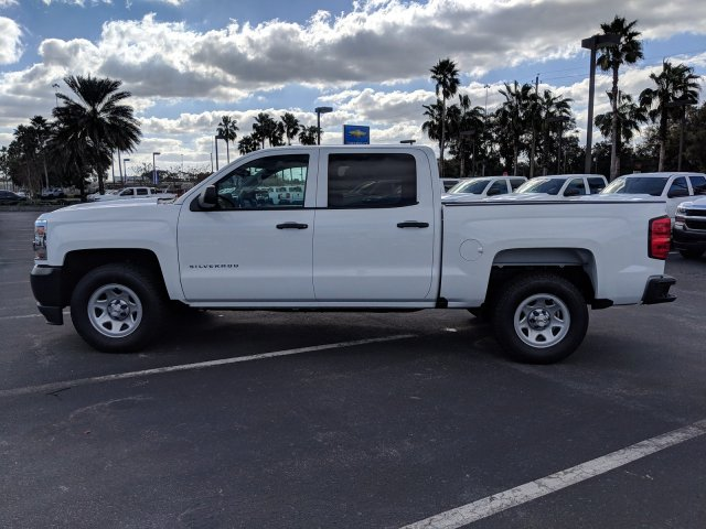 2018 Silverado 1500 Crew Cab 4x2,  Pickup #JG624925 - photo 7