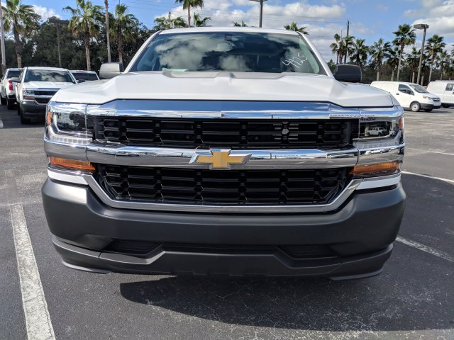2018 Silverado 1500 Crew Cab 4x2,  Pickup #JG624925 - photo 9