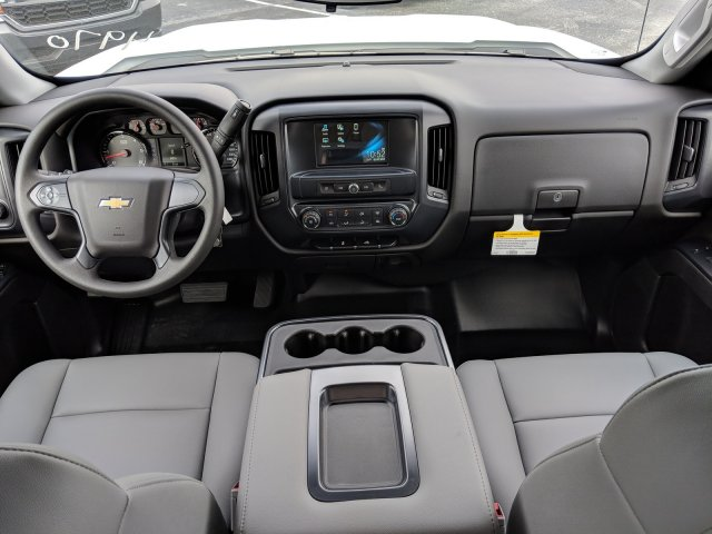 2018 Silverado 1500 Crew Cab 4x2,  Pickup #JG624970 - photo 14