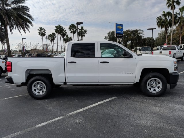 2018 Silverado 1500 Crew Cab 4x2,  Pickup #JG624970 - photo 4