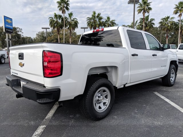 2018 Silverado 1500 Crew Cab 4x2,  Pickup #JG624970 - photo 2
