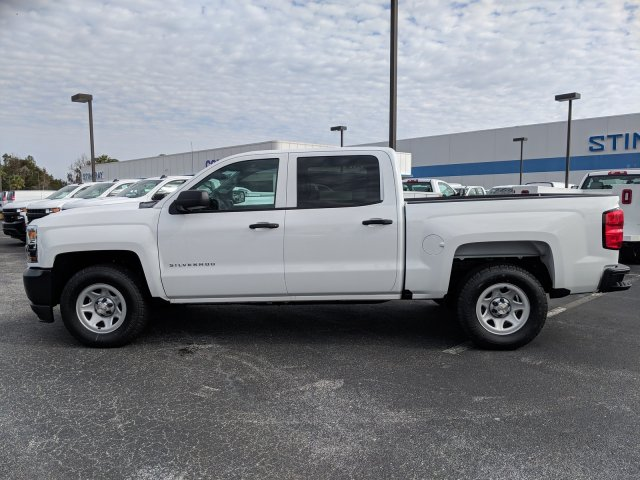 2018 Silverado 1500 Crew Cab 4x2,  Pickup #JG624970 - photo 7