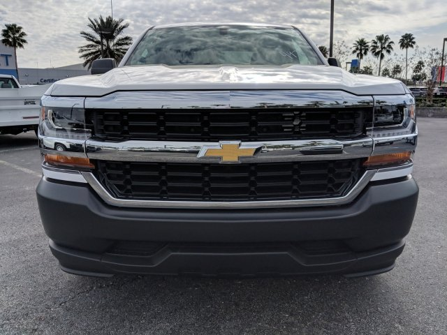 2018 Silverado 1500 Crew Cab 4x2,  Pickup #JG624970 - photo 9