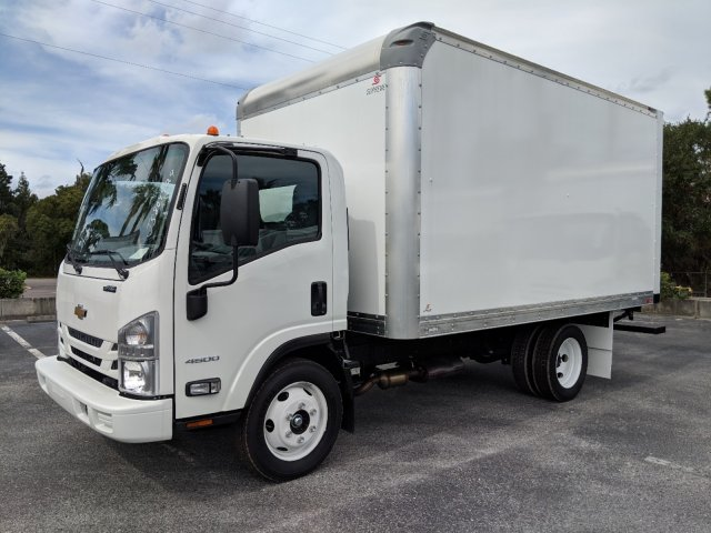 2018 LCF 4500 Regular Cab 4x2,  Supreme Signature Van Dry Freight #JS804429 - photo 5