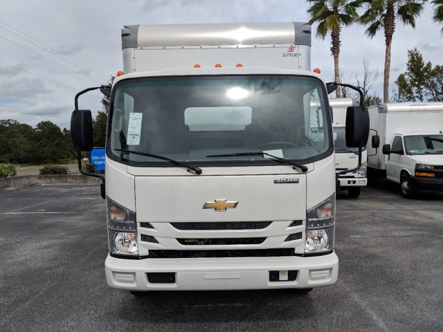 2018 LCF 4500 Regular Cab 4x2,  Supreme Signature Van Dry Freight #JS804429 - photo 6