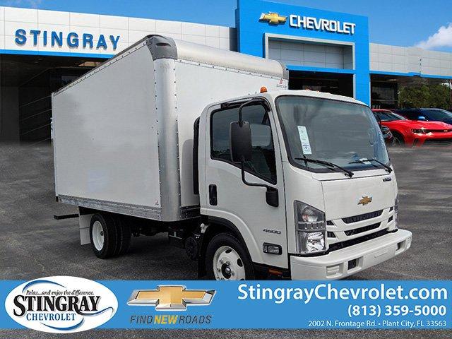 2018 LCF 4500 Regular Cab 4x2,  Supreme Signature Van Dry Freight #JS804429 - photo 1