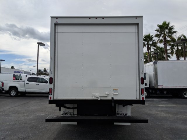 2018 LCF 4500 Regular Cab 4x2,  Supreme Signature Van Dry Freight #JS804429 - photo 4