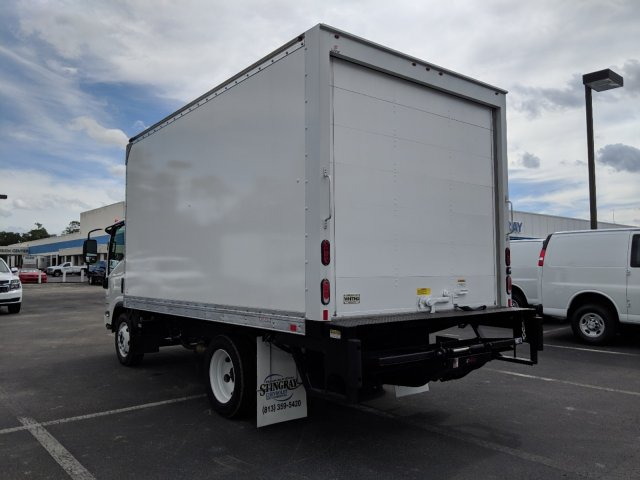 2018 LCF 4500 Regular Cab,  Supreme Signature Van Dry Freight #JS804444 - photo 7