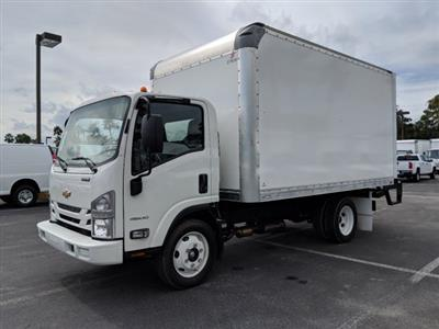 2018 LCF 4500 Regular Cab 4x2,  Supreme Signature Van Dry Freight #JS804444 - photo 8